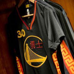 Chinese New Year NBA gear #LETSGOWARRIORS