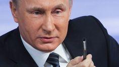 Per il presidente russo l'abbattimento del jet Sukhoi-24 non è stato un incidente ma un gesto per ingraziarsi Stati Uniti e Unione europea. E