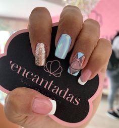 Dope Nails, Natural Nails, Beauty Nails, Nail Colors, Lashes, Nail Designs, Nail Polish, Nail Art, Tattoos