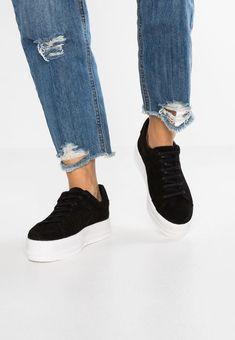 5f4ba7dcf5 Even Odd Sneakers laag - black - Zalando.nl