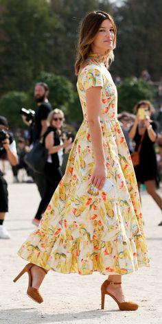 Hanneli Mustaparta | Paris Fashion Week Street Style