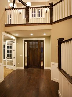 1000 images about white trim stained doors on pinterest. Black Bedroom Furniture Sets. Home Design Ideas