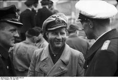 U-96 - Kptlt Heinrich_Lehmann-Willenbrock - St Nazaire le 25 mai 1941