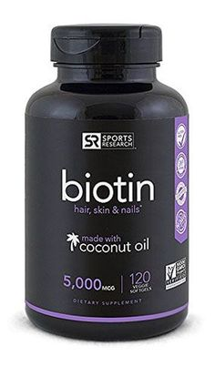 Hair Growth Vitamins with mcg Biotin + 18 Hair Nourishing Vitamins, Help Address Deficiencies Related to Hair Loss and Baldness*, Support Healthy Hair, Skin, and Nail*. Best Hair Vitamins, Vitamins For Hair Loss, Vitamins For Thinning Hair, Health Vitamins, Natural Vitamins, Stop Hair Loss, Prevent Hair Loss, Dr Oz, Packaging