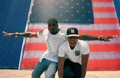 Jay-Z & Kanye