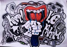 Doodle art..  #nantijugalopaham.  #jaroot_herbal #payakumbuh 06-05-2017 #doodle #doodleart #art #jaroot_art