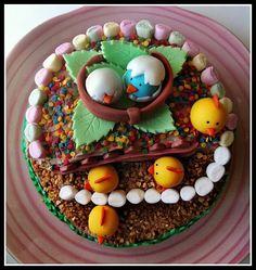 Galletas, tartas y cupcakes zaragoza: LA MONA DE PASCUA (con retraso, culpa de blogger)