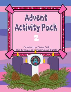 Advent Activity Pack 2