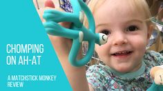 Chomping on ah-at a matchstick monkey review readaraptor hatchling blog title