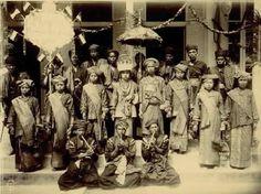 Teater Kweek School in Bukittinggi (Fort de Kock)taken in 1925,