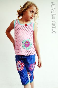 bienvenido colorido Basic Tank Top, Blog, Tank Tops, Girls, Style, Fashion, Colorful Pictures, Nice Asses, Toddler Girls