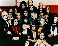 The Rocky Horror Picture Show: Cast