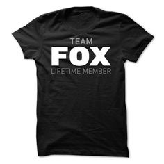 Team Fox T-Shirts, Hoodies, Sweaters