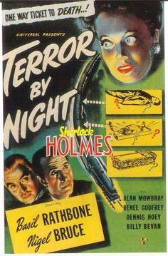 Sheryl's Basil Rathbone Sherlock Holmes Movie Posters Page