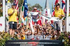 Ironman Világbajnokság 2015 Hawaii, Frodeno és Ryf győzelmével
