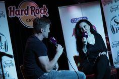 Fangoria en Hard Rock Cafe Madrid