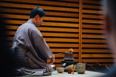 Japanese Tea Ceremony performed at the Toronto Tea Festival