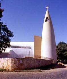 Torre do Santuário de Santa Rita de Cássia.