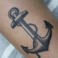 Significados das tatuagens de âncora Mais