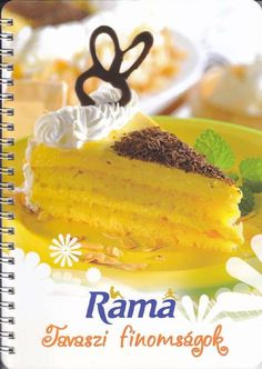 Rama tavaszi finomsagok Pudding, Fruit, Cake, Ethnic Recipes, Desserts, Food, Pie Cake, Tailgate Desserts, Pastel
