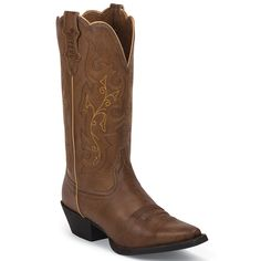 Justin Women's Farm & Ranch Western Boots