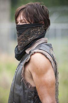 Exclusive 'Walking Dead' Photos Hint At Bleak Future In Season 6