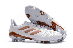 22558b5217ef Really Cheap Adidas Predator, Men Good Adidas Predator 18 4 FG 2018 World  Cup Soccer Cleats White Gold