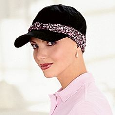 Fall & Winter Hats for Women Cancer & Chemotherapy Patients - TLC Direct