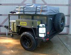BOT Bug Out Trailer - AR15.Com Archive - Off road trucks & accessori…
