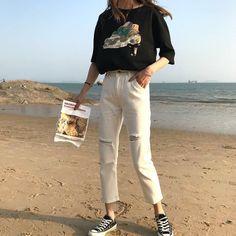 Image about fashion in O U T F I T S by KOREAN FASHION