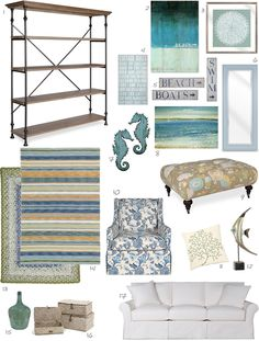 What's Your Coastal Style? Part 2: Coastal Chic