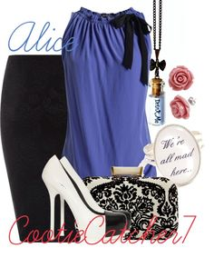 """""""Alice"""" by cootiecatcher7 on Polyvore"""