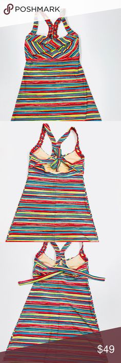 Athleta Swim Dress Salina The perfect dress for summer vacations or just about any day during the spring and summer months! Great fit and barely worn Athleta Dresses