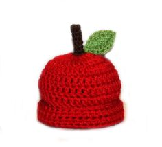 Conner will be taking fall pics in this hat with apples.