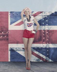 Photos Of 'America's Next Top Model: British Invasion' Winner Sophie Sumner