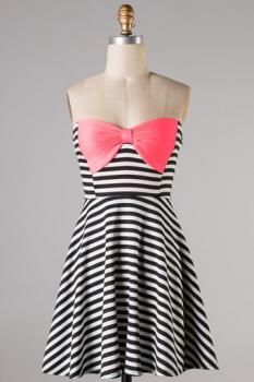 Wink At Me Dress : Swoon Boutique