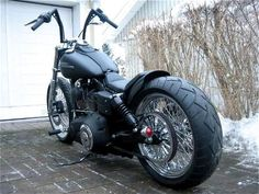#motofoto #harley davidson dyna street bob Love this matte color... Most probably what will happen to mine