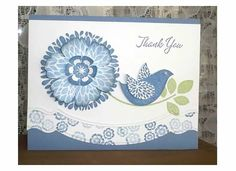 Betsy's Blossoms by BLN - Cards and Paper Crafts at Splitcoaststampers