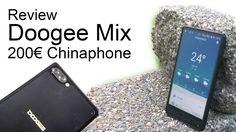 Test des Doogee Mix. Für 200€ ein spitzen Smartphone.