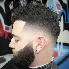 THE BARBER POST (@thebarberpost) • Fotos y vídeos de Instagram Great Haircuts, Nba Haircuts, Modern Haircuts, Haircuts For Men, Fade With Part, Hair And Beard Styles, Latest Beard Styles, Beard Styles For Men, Hair Styles