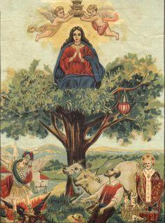 Madonna della Quercia, Viterbo.