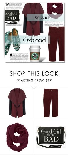 """~ Oxblood ~"" by dolly-valkyrie ❤ liked on Polyvore featuring мода, WearAll, Athleta, Torrid и oxblood"