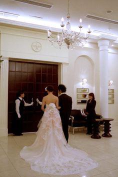 ・披露宴後半スタイル・Ms.Mariko.M. married on 2005.6.3 | Siesta