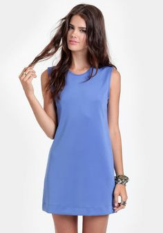 The Wait Is Over Tunic Dress 38.00 at threadsence.com
