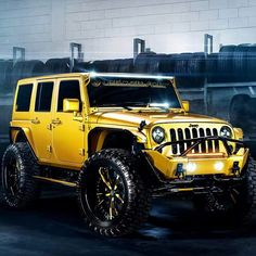 Custom Wrangler #UltimateAuto