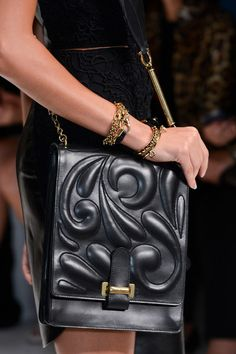 Salvatore Ferragamo Spring 2013 - Details| Keep the Glamour | BeStayBeautiful