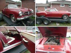 Borgward Isabella Coupe 1960.