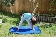 25 Yoga Poses for Children - Sew Liberated on Flickr