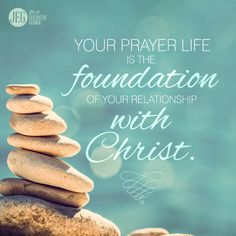 Don't neglect the importance of prayer in your Christian life. Accept the challenge. Make it a priority. You may be the only one praying for another person. Prayer is a mighty ministry that any believer can have—anywhere, anytime, and in any circumstance.