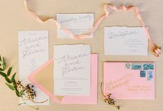 Good article on what to include in wedding invitations!